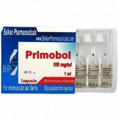 Primobol Примоболан 100 мг/мл, 10 ампул, Balkan Pharmaceuticals в Талдыкоргане