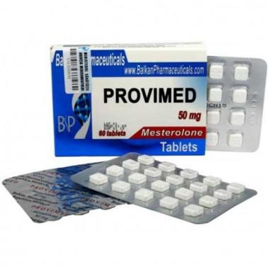 Provimed Провимед Провирон 50 мг, 20 таблеток, Balkan Pharmaceuticals в Талдыкоргане