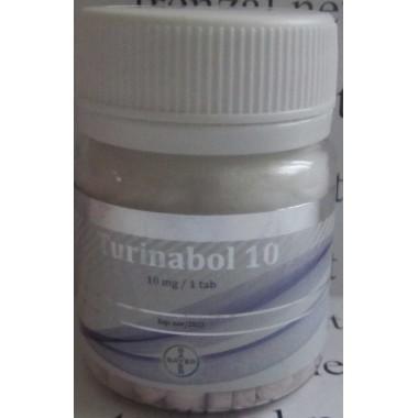 Turinabol Туринабол 10 мг 100 таблеток, Bayer AG в Талдыкоргане