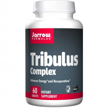Tribulus Комплекс Трибулус, 60 таблеток, Jarrow Formulas в Талдыкоргане