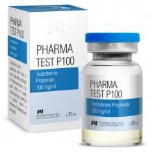 PHARMATEST P 100 мг/мл, 10 мл, Pharmacom LABS